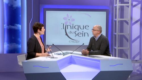 Invité: Stéphane Gillerot, coordinateur de la clinique du sein du Chwapi