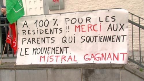 Elysée : action au ministère d'Alda Gréoli