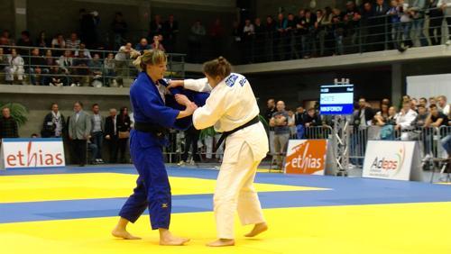Judo : une médaille nationale de chaque métal pour le Top Niveau Tournai