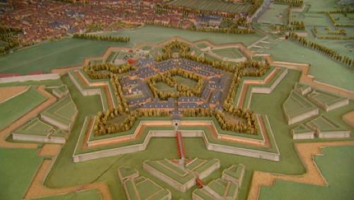 Tournai s'est bien développée sous l'impulsion de Louis XIV