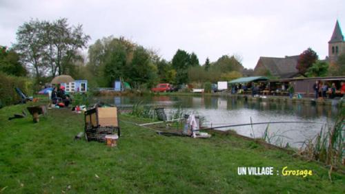 """Découverte des étangs """"La Fleur"""""""
