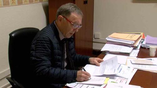 Michel Casterman rempile pour un 3e mandat
