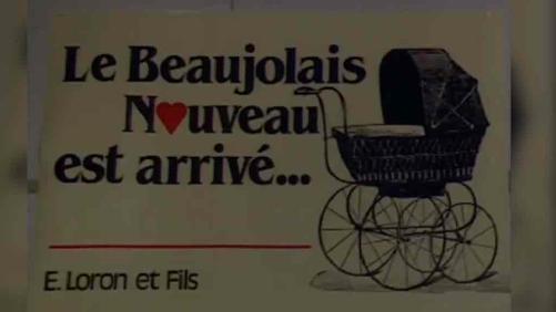 Beaujolais nouveau: en 1989, les négociants en vins se frottaient les mains