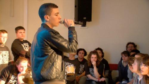 Youssef Swatt's en concert et en atelier musique et écriture aux Colibris