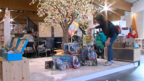 Une collecte de jouets en bon état pour les enfants démunis