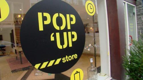 Si On Sortait... au Pop-Up store