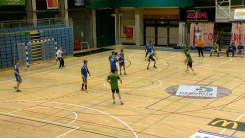 L'Estudiantes Tournai bien parti pour se hisser