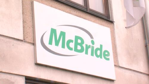 Grève chez Mac Bride