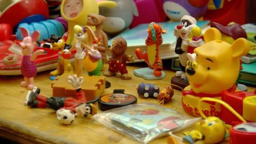 La halle aux Draps se transforme en temple du jouet