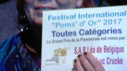 20 éme édition du festival des Pom's d'or
