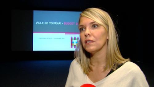 Un budget en boni pour Tournai