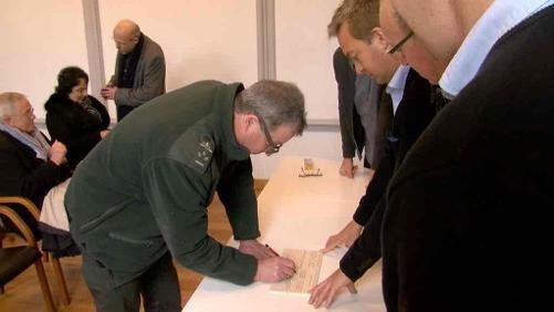Signature symbolique du PCDN