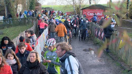 Beau succès pour le deuxième cyclo-cross d'Arc Wattripont
