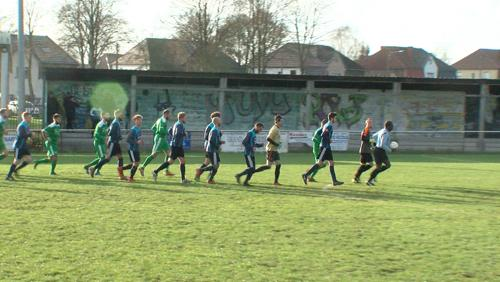 Foot P2: Harchies-Bernissart - Herseaux A