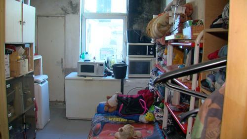 Une famille péruwelzienne face à l'insalubrité de son logement