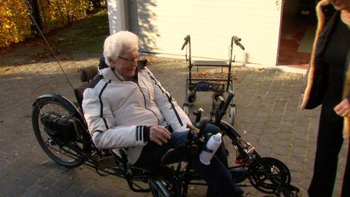 """Carlos Dewerchin veut lancer """"A vélo sans âge"""" en Wapi"""