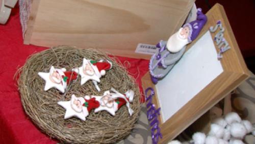 La magie de Noël envahit le château Bagatelle