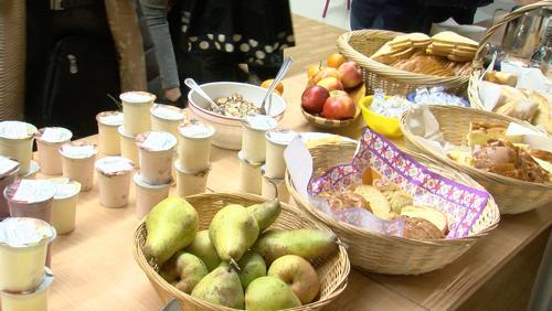 Déjeuner et marche solidaires à Estaimbourg