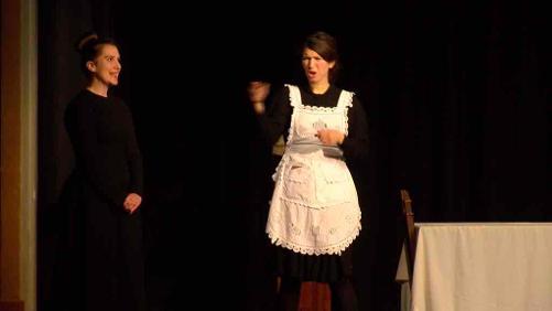 Entendants et sourds réunis pour une pièce bilingue français/langue des signes