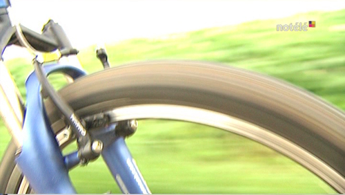 En roue libre : Sur la via romana (partie 1)