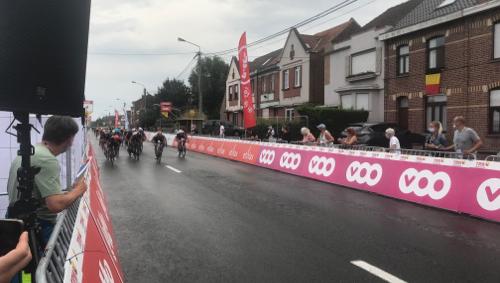 La deuxième étape remportée au sprint par Arnaud Démare — Tour de Wallonie