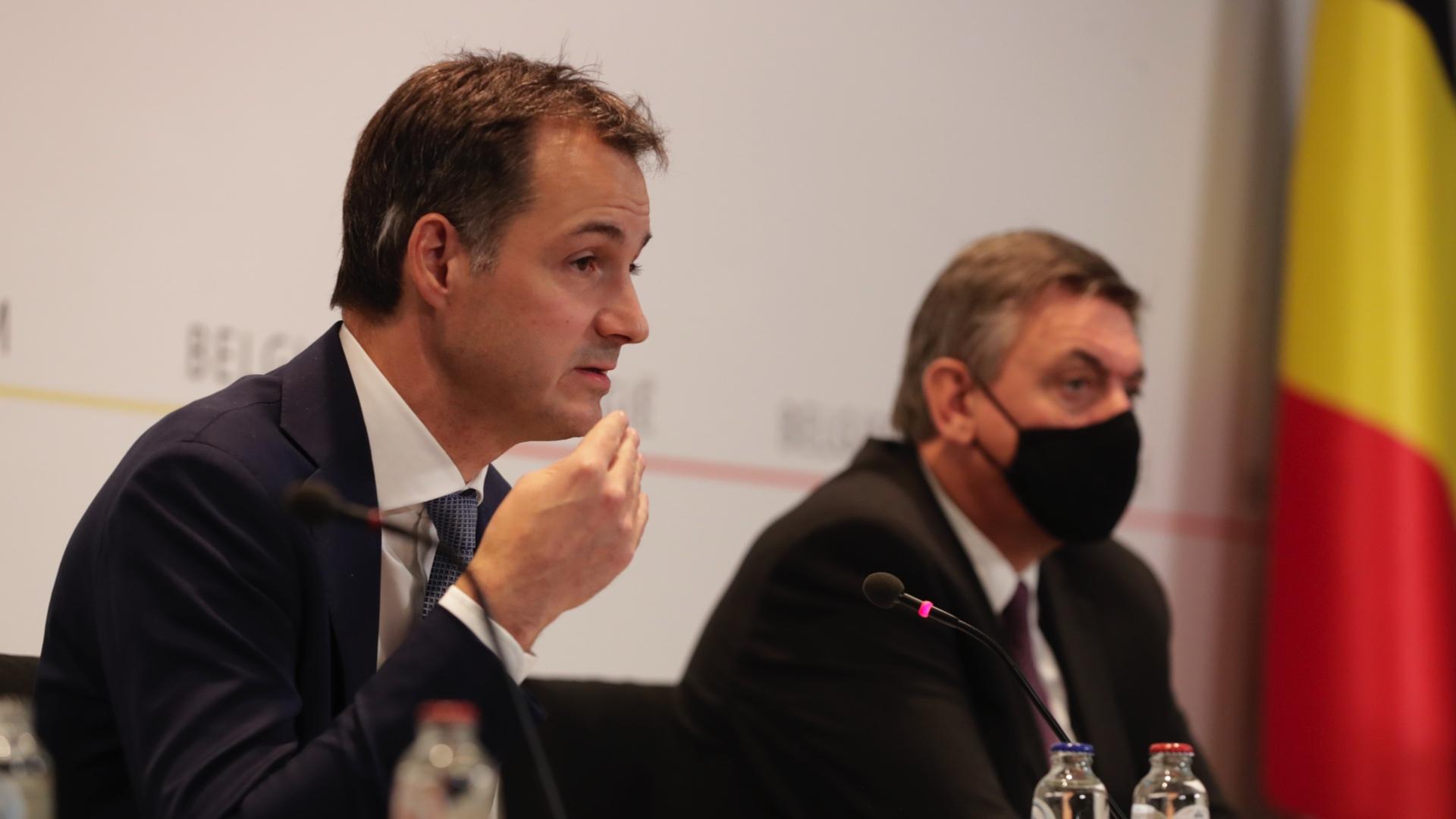 Voici les nouvelles mesures contre le coronavirus en Belgique