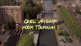 La mise à grand gabarit de l'Escaut : quel avenir pour Tournai ?