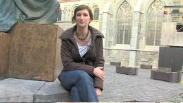 1-Les vitraux de la Cathédrale de Tournai, 2-Magritte et Scutenaire, 3-Expo Dali