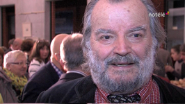 Jean-Claude Drouot, citoyen d'honneur de Lessines & une belle vie de comédien - 10/12/13