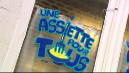 Emission communautaire de la Maison des Familles à Tournai - 01/04/14