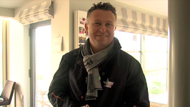Portrait de Jean-François Bourlart, manager de l'équipe Wanty-Groupe Gobert - 29/04/14