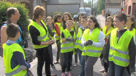 Taintignies : opération Ma commune propre - 21/05/14
