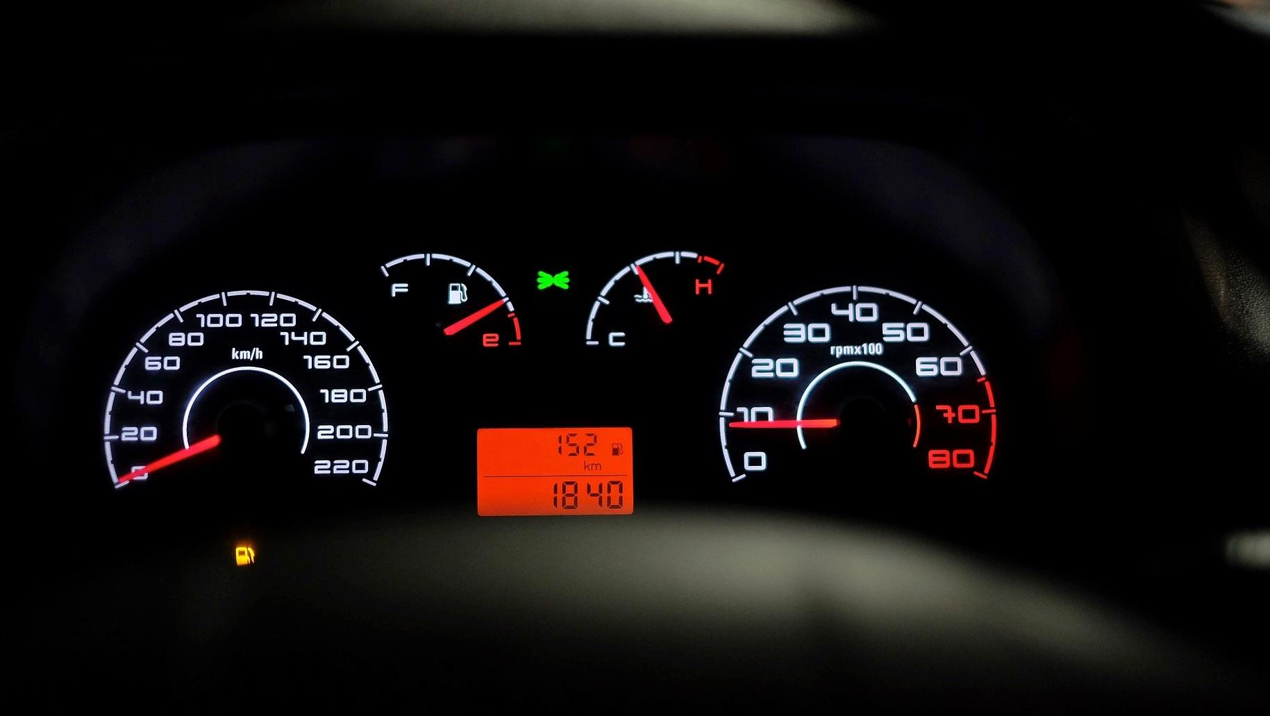 A près de 100 km/h sur les boulevards