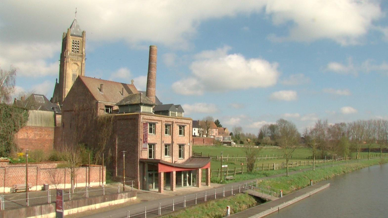 Le musée de la brasserie de Warneton repris par deux maîtres brasseurs français