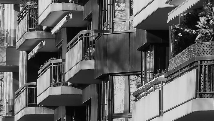 Chute mortelle d'un balcon au Bizet