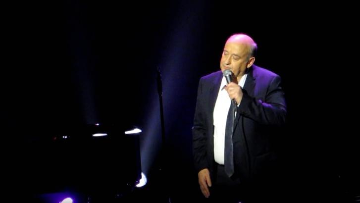 Michel Jonasz au Tournai Jazz Festival