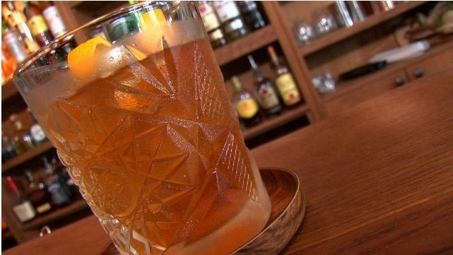 Cocktails en tous genres…