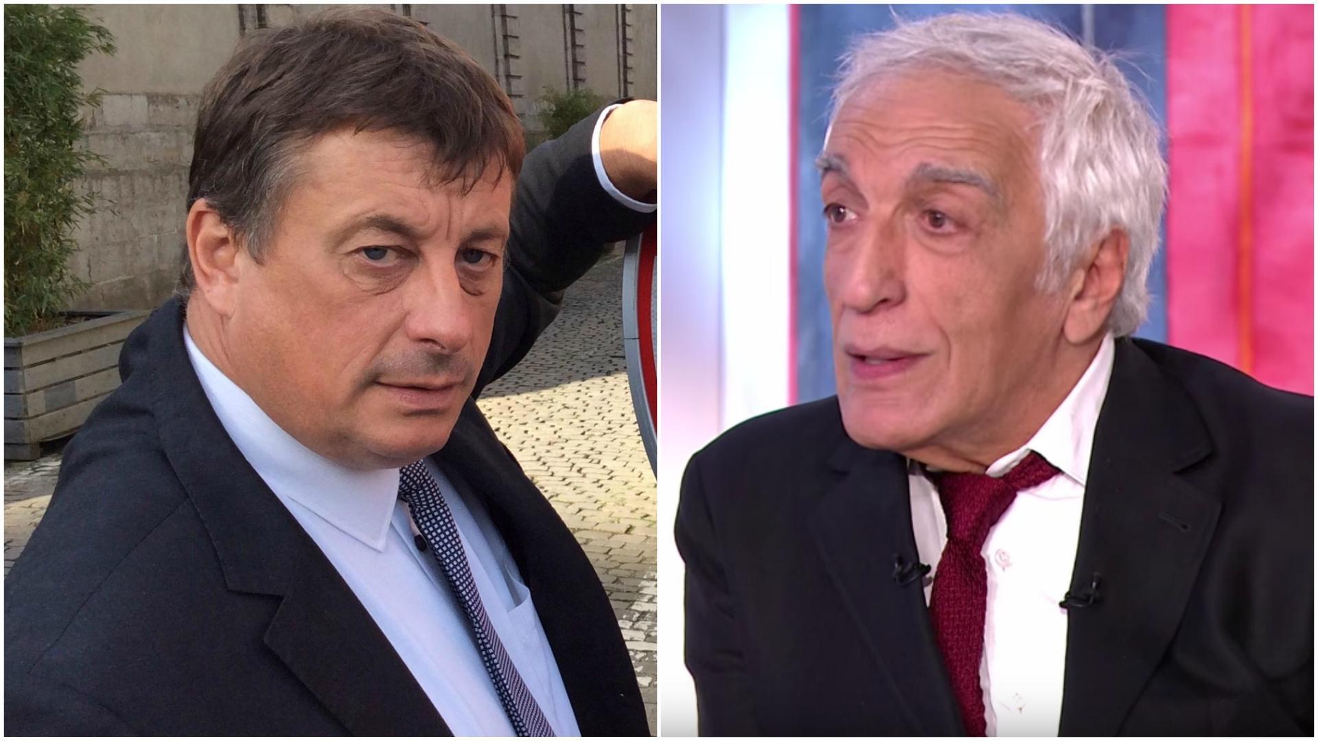Gérard Darmon répond à l'invitation culottée de Paul-Olivier Delannois
