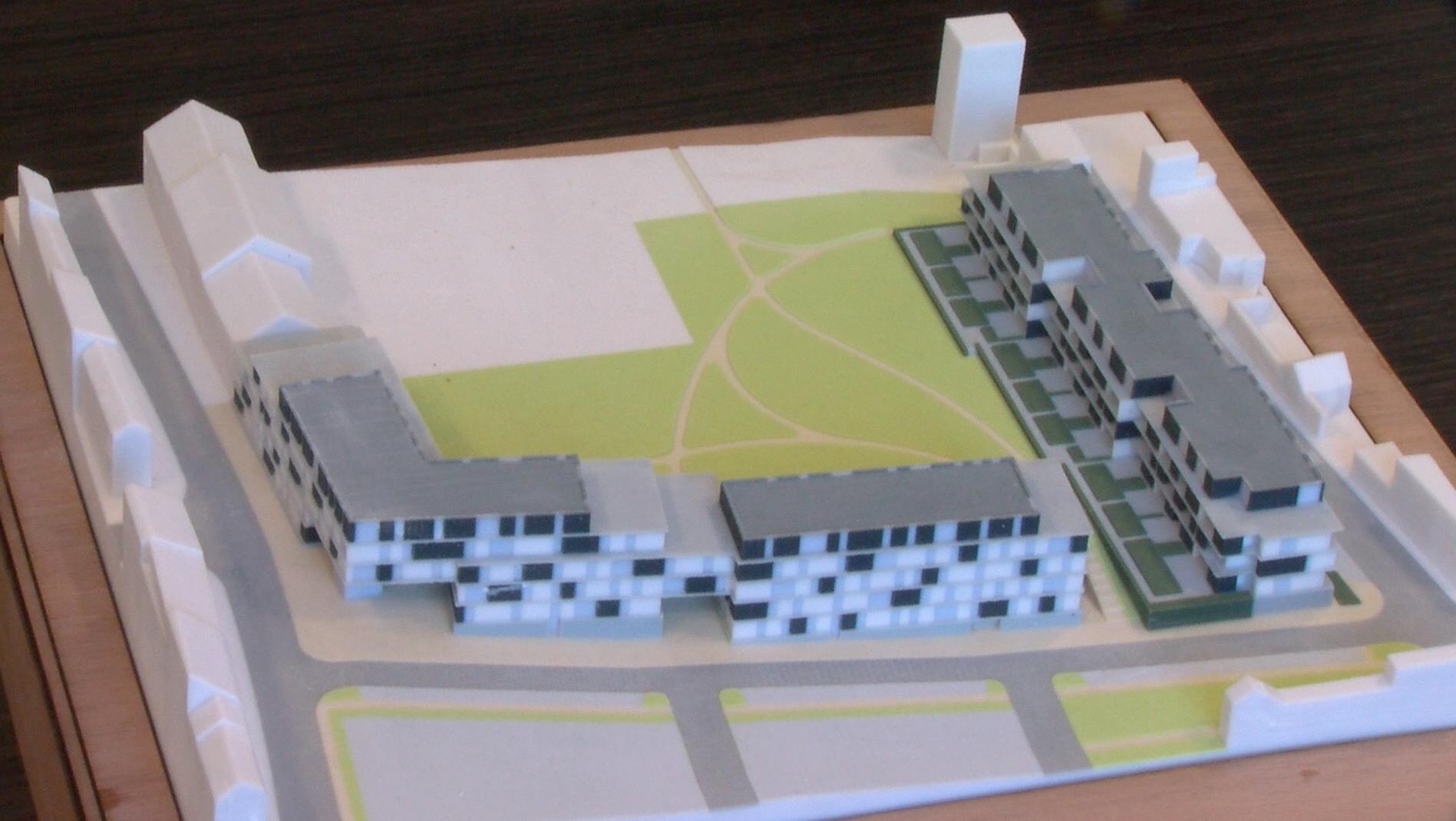 Un gigantesque projet immobilier va voir le jour dans le centre de Mouscron