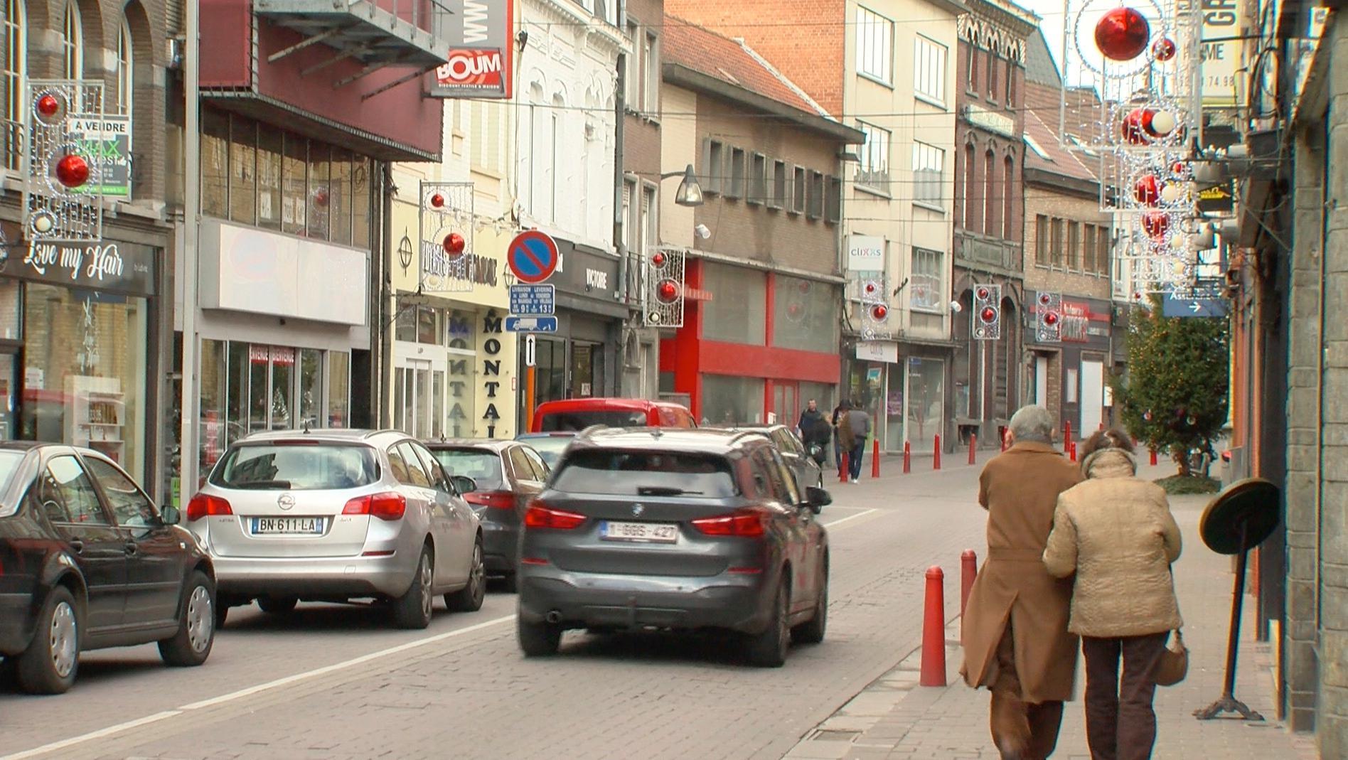 La rue de Tournai bientôt fermée à la circulation pour plusieurs mois !