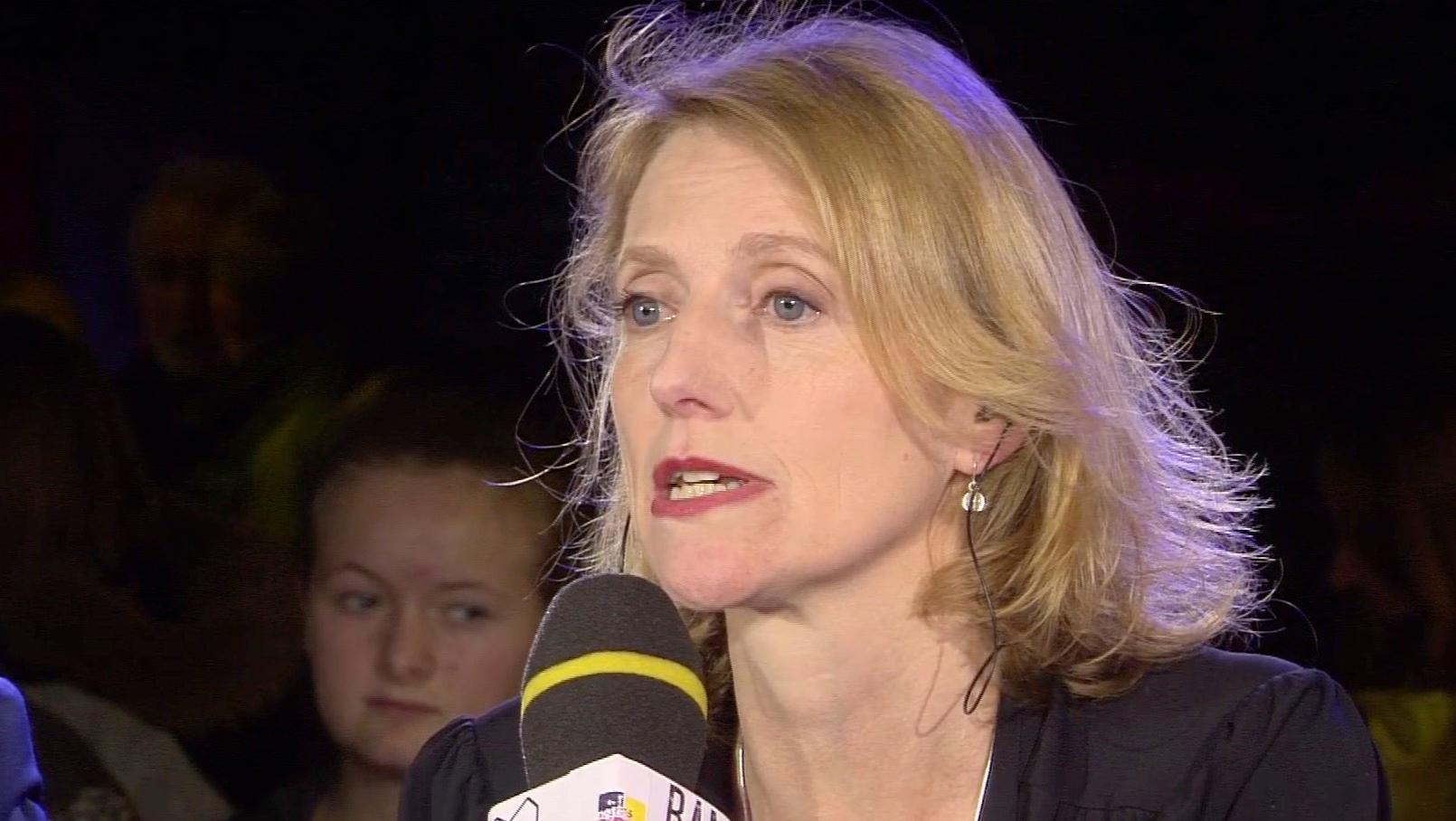 Jeanne Brunfaut fait ses premiers pas au festival Ramdam