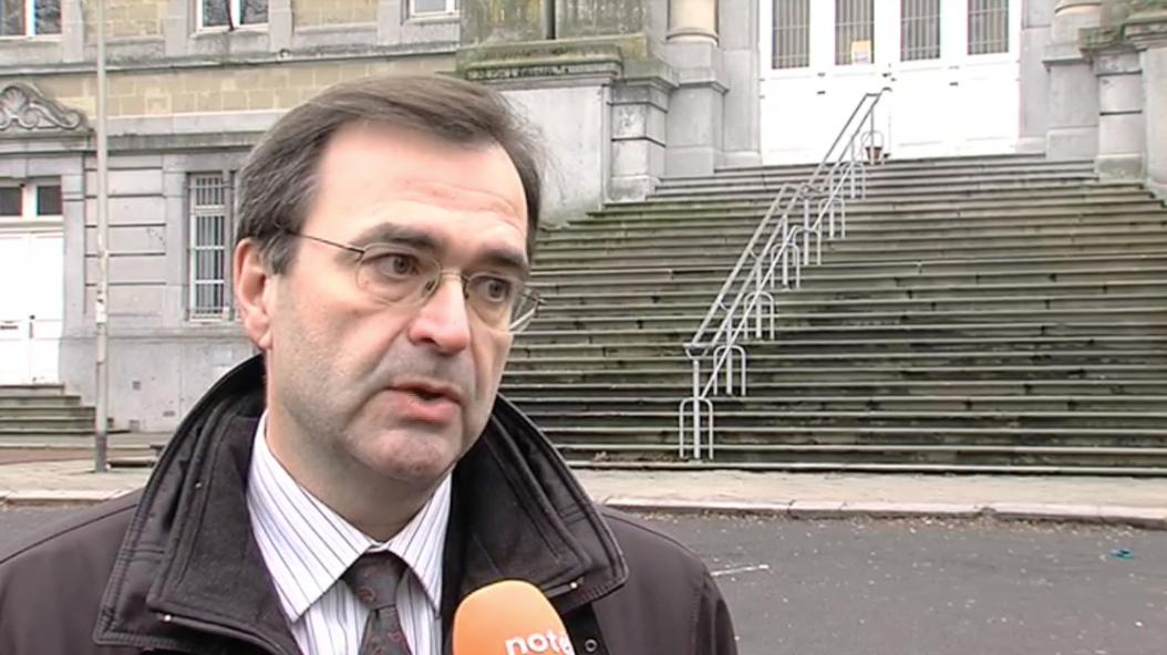 Eric Delhaye nommé procureur du Roi de division de l'arrondissement Tournai-Mons