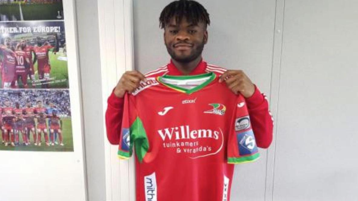 Nkaka quitte l'Excel pour Ostende