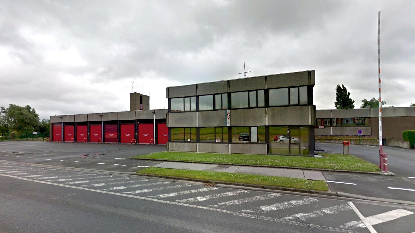 Non, il n'est pas question de fermer la caserne des pompiers de Mouscron