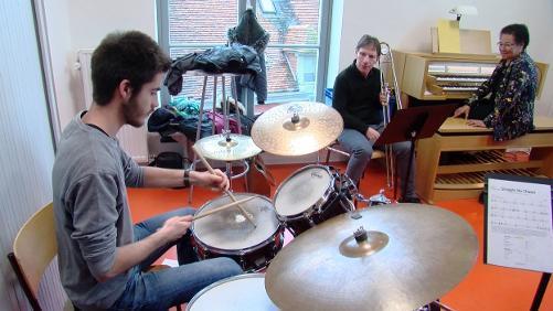 SI On Sortait…en coulisses du Tournai Jazz Festival