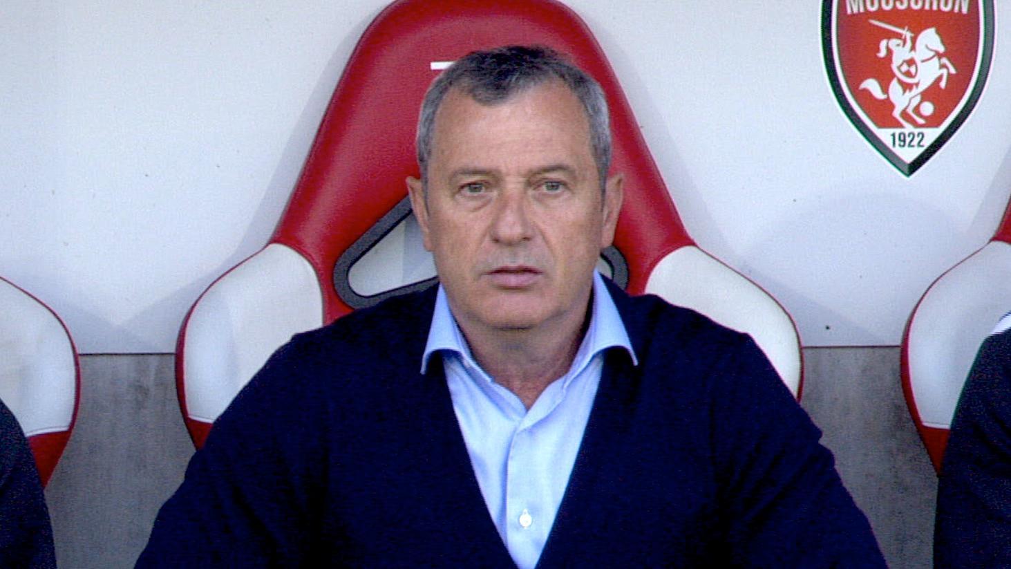 Royal Excel Mouscron: l'entraîneur Mircea Rednic est licencié !