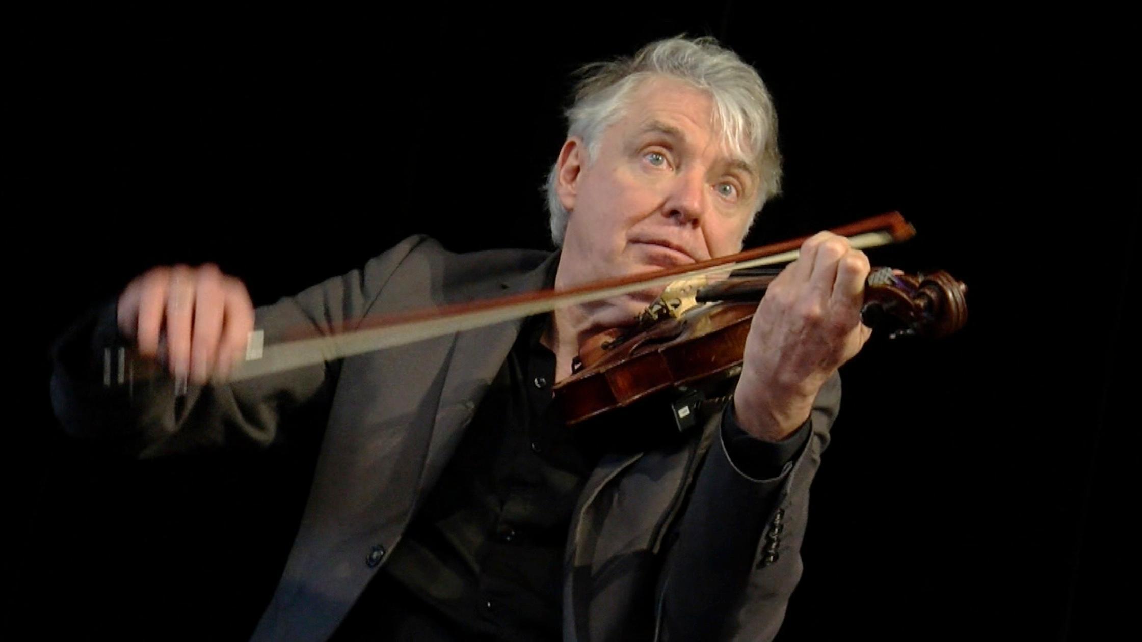 Le violoniste français Didier Lockwood est décédé d'une crise cardiaque