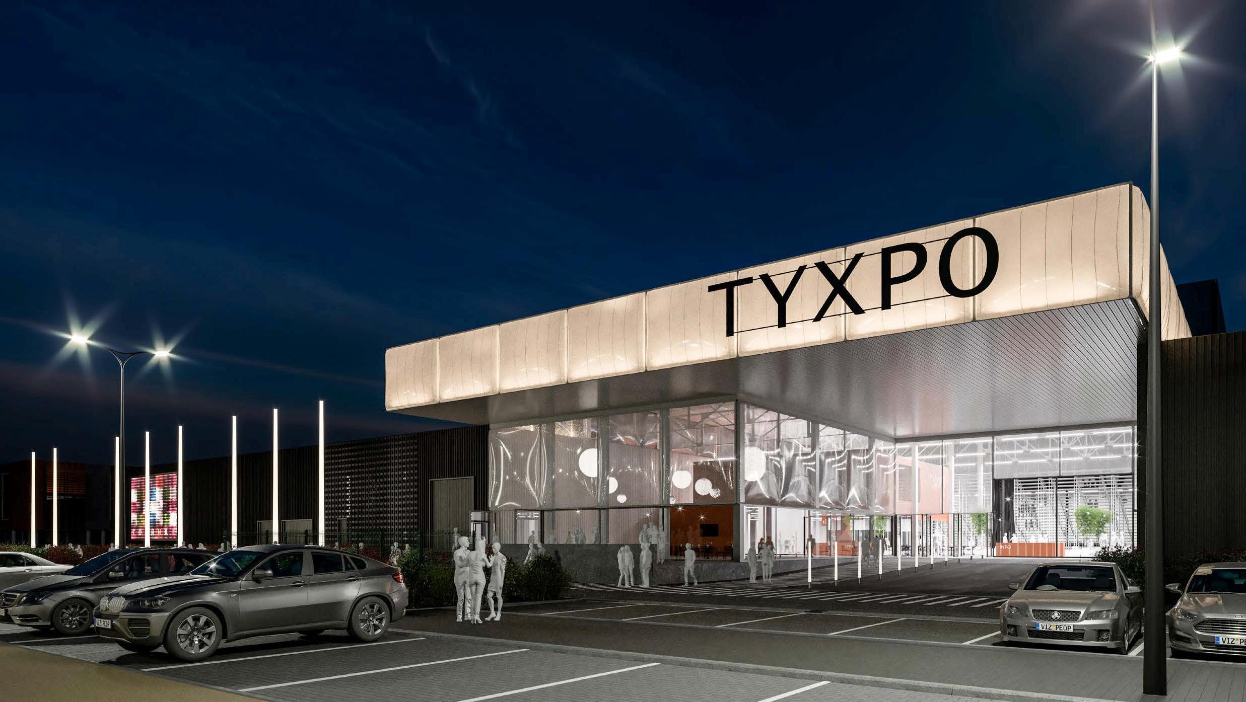 TY XPO: la future salle de concert pourra accueillir 2.000 personnes