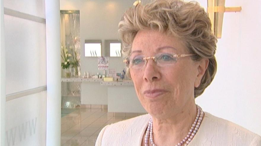 Nadine Salembier, esthéticienne de la reine Mathilde, est décédée à 85 ans