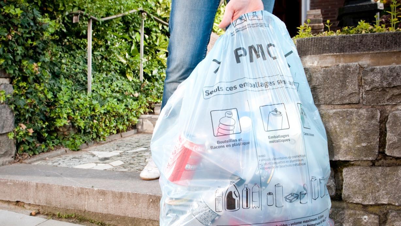 Aucun changement dans le tri des PMC en Wallonie picarde pour 2018